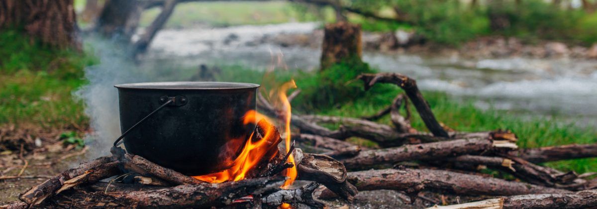 Cooking Over A Campfire – A Guide To Nature's Kitchen