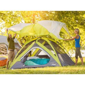 RE Equipment 4 Person Instant Dome Tent