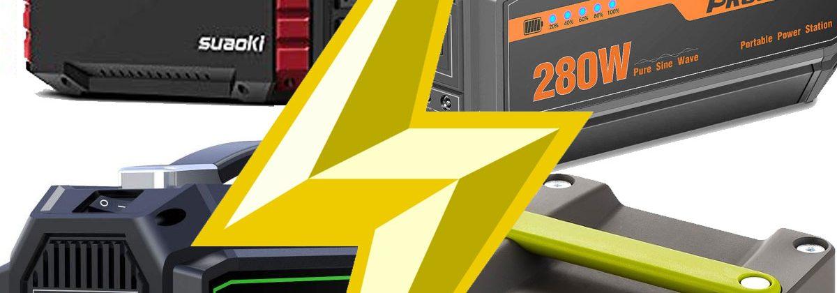 Top 10 Best Portable Solar Generators Under $200